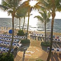 Ocean Sky Hotel and Resort Beach