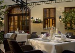 Romantik Hotel Bülow Residenz - 드레스덴 - 레스토랑