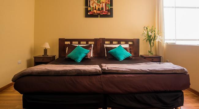 Mandala Rooms & Services - 아레키파 - 침실