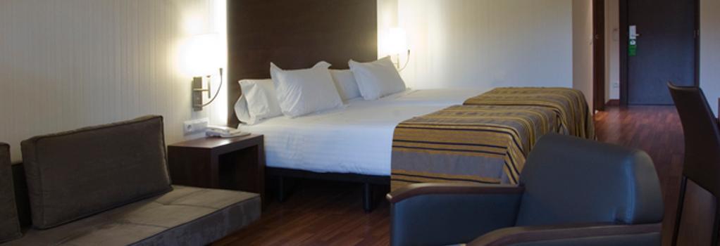 Hotel Gran Ultonia - 지로나 - 침실