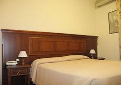 Hotel Cinecittà - 로마 - 침실