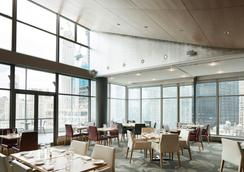 World Center Hotel - 뉴욕 - 레스토랑