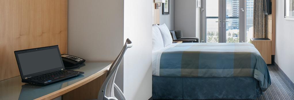 월드 센터 호텔 - 뉴욕 - 침실