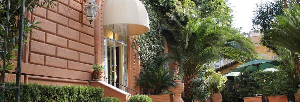호텔 빌라 델레 로즈 - 로마 - 건물