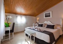 호텔 카를로스 V - 톨레도 - 침실