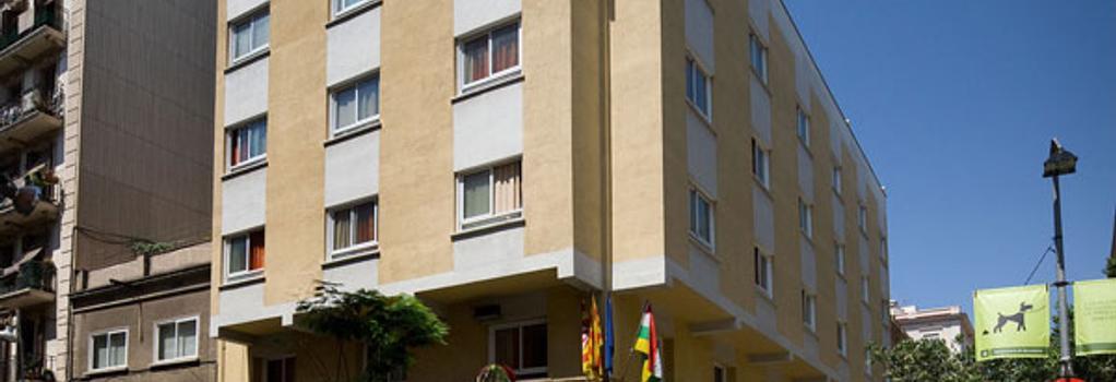 호스탈 바르셀로나 - 바르셀로나 - 건물