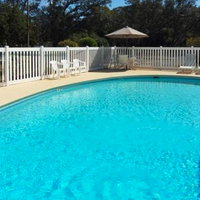 Hathaway Inn Outdoor Pool