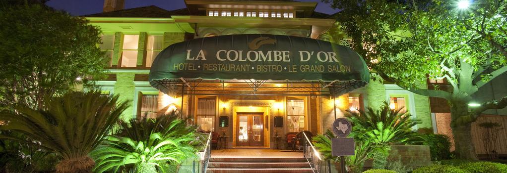 La Colombe d'Or - 휴스턴 - 건물