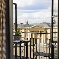 Hôtel Des Grands Hommes Guestroom View