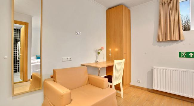 27Soley Apartment Hotel - 레이캬비크 - 침실
