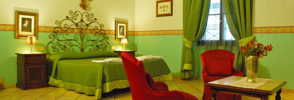 Evas Room - 로마 - 침실