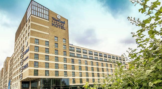 웨스트코드 패션 호텔 암스테르담 - 암스테르담 - 건물