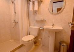 참파 센트럴 호텔 - 말레 - 욕실