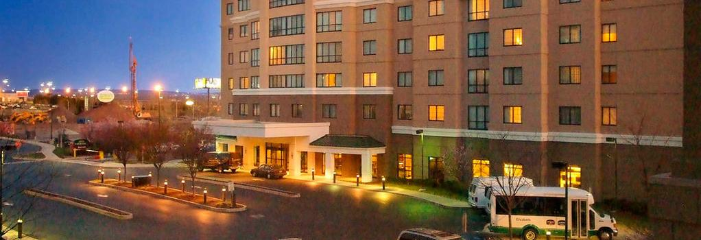 Courtyard by Marriott Newark Elizabeth - 엘리자베스 - 건물