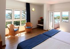 Hotel Playas de Guardamar - Guardamar del Segura - 침실