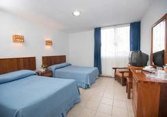 Margaritas Hotel & Tennis Club - 마사틀란 - 침실