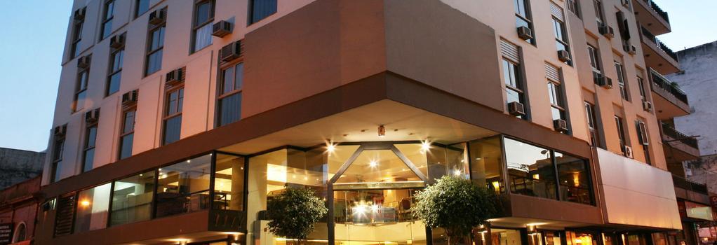 Provincial Plaza Hotel - 살타 - 건물