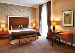 스타이건베르거 호텔 디 작스 - 프랑크푸르트 - 침실