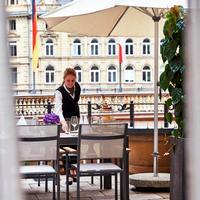 스타이건베르거 호텔 디 작스 Balcony