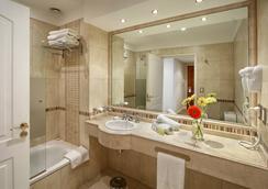 호텔 인터수르 레콜레타 - 부에노스아이레스 - 욕실
