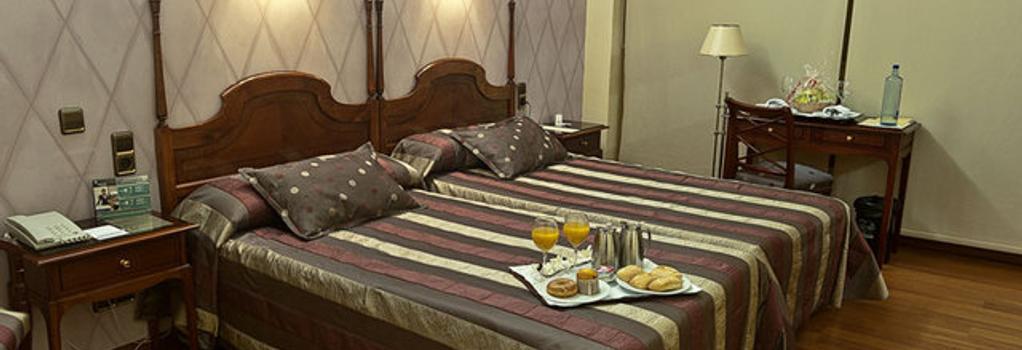 호텔 시우다드 데 비고 - 비고 - 침실