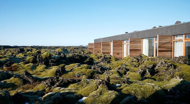 Blue Lagoon Clinic - Grindavik - 건물