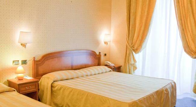호텔 아마데우스 - 로마 - 침실