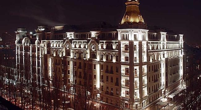 프리미어 팰리스 - 키예프 - 건물