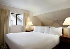 Hawthorn Suites By Wyndham Troy MI - 트로이 - 침실