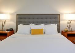 The Kensington Hotel - 앤아버 - 침실