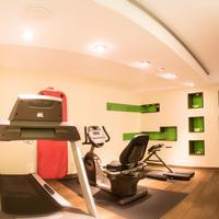 Hotel Azenberg Fitness Facility