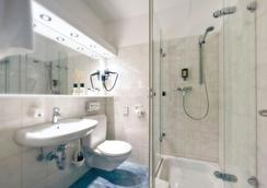 Hotel Azenberg - 슈투트가르트 - 욕실