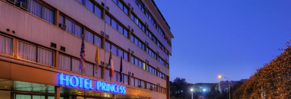 Hotel Princess - 로마 - 건물