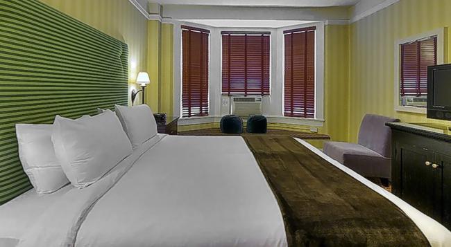 이그제큐티브 호텔 빈티지 코트 - 샌프란시스코 - 침실