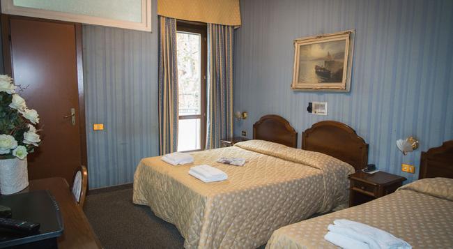 호텔 아컬시오 - 밀라노 - 침실