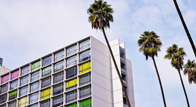 더 라인 호텔 - 로스앤젤레스 - 건물