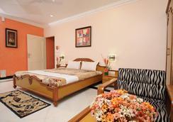 Radhika Beach Resort - Diu - 침실