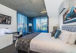 만트라 세인트 킬다 로드 - 멜버른 - 침실