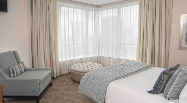 만델라 로도스 플레이스 호텔 앤 스파 - 케이프타운 - 침실