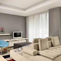 만델라 로도스 플레이스 호텔 앤 스파 Living Room