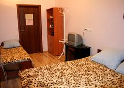 Коt Matroskinn Hostel - 상트페테르부르크 - 침실