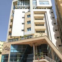 Aphrodite International Hotel Exterior