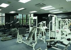퍼시픽 리젠시 호텔 스위트 - 쿠알라룸푸르 - 체육관
