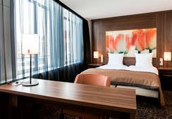 햄프셔 호텔 - 에덴 암스테르담 - 암스테르담 - 침실