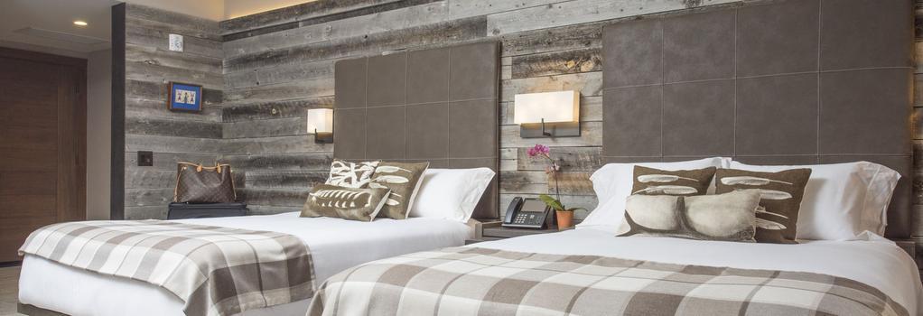 Hotel Jackson - 잭슨 - 침실