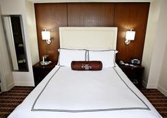The Ellis Hotel - 애틀랜타 - 침실