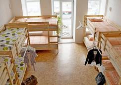 안틸로파 호스텔 - 블라디보스토크 - 침실