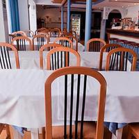 호텔 아파르타멘토스 룩스 마르 Restaurant