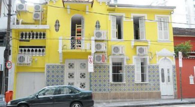 Best Rio Hostel - 리우데자네이루 - 건물
