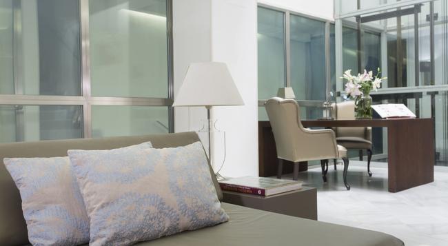 호텔 인터나시오날 람블라스 쿨 - 바르셀로나 - 침실